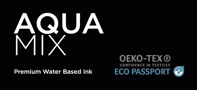 AquaMix Premium Water Based Ink